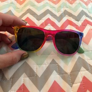 PINK by Victoria's Secret Wayfarer Sunglasses